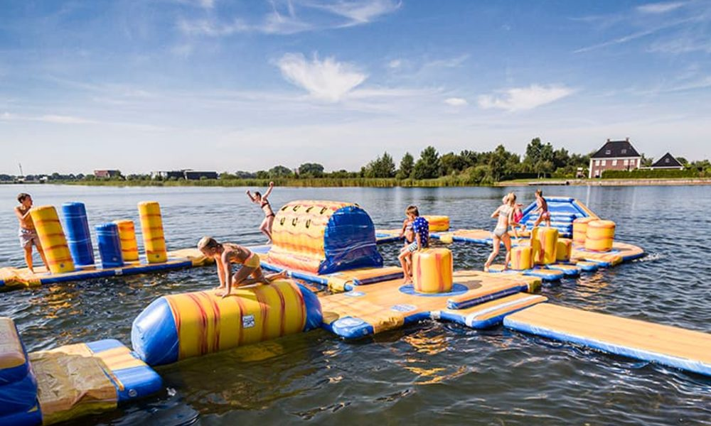JB waterplay park