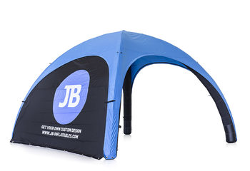 Promo Dome Tent - JB Tent met side wall