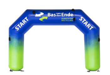 Start & Finish boog